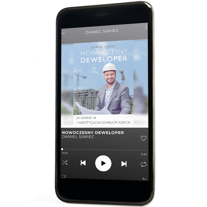 Nowoczesny Deweloper Audiobook MP3