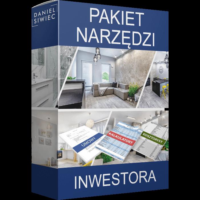 Pakiet Narzędzi Inwestora