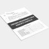 Umowa rezerwacyjna zakupu lokalu mieszkalnego przed pozwoleniem