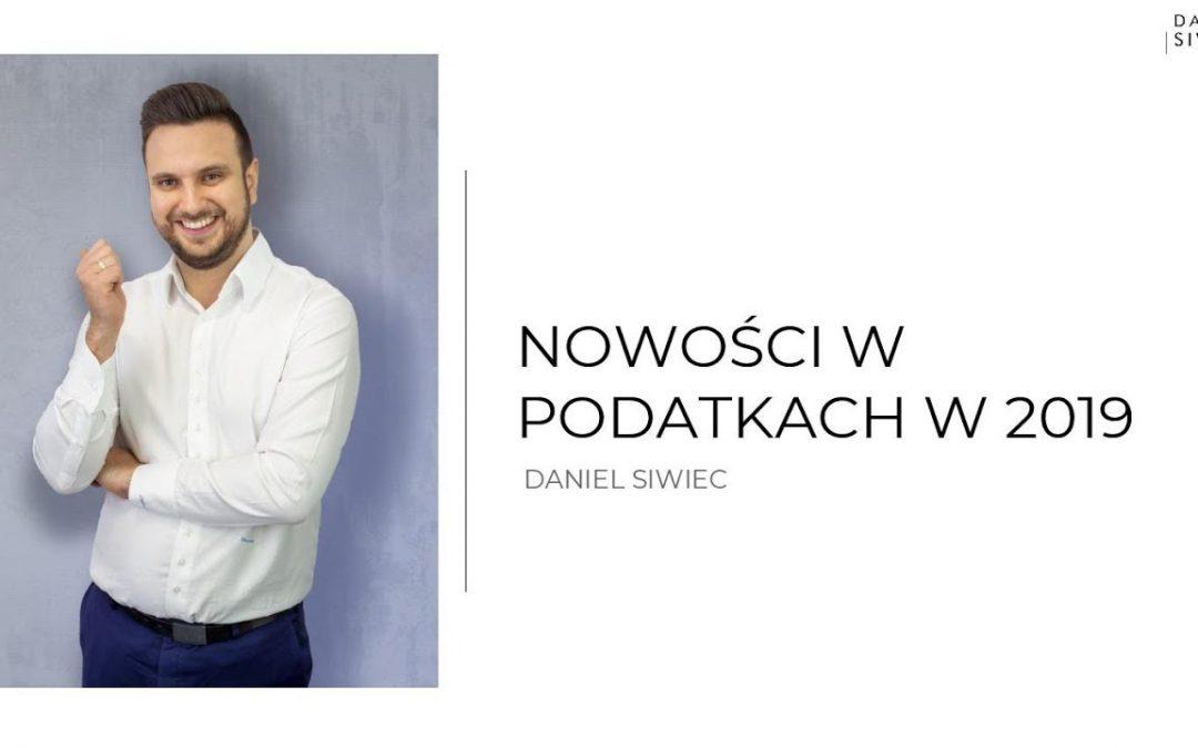 POLSKA RAJEM PODATKOWYM – Zmiany w 2019 r.