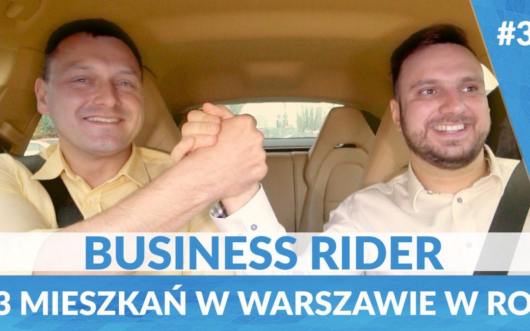 ZADŁUŻONE MIESZKANIA – JAK KUPIĆ? #35 Business Rider