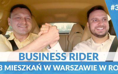 ZADŁUŻONE MIESZKANIA – JAK KUPIĆ? – Piotr Wardziak #35 Business Rider
