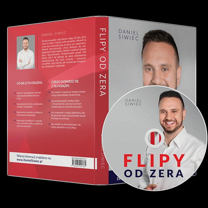 Flipy Od Zera Audiobook CD