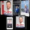 Pakiet- Książka+Audiobook MP3+Ebook Flipy Od Zera + książka Nowoczesny Inwestor + książka Nowoczesny Deweloper