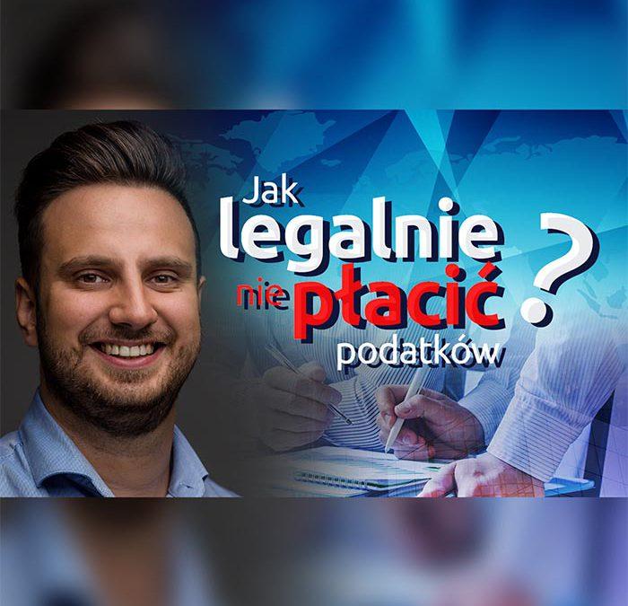 JAK LEGALNIE NIE PŁACIĆ PODATKÓW OD WYNAJMU MIESZKANIA – podcast