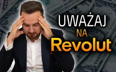 Revolut zablokował mi pieniądze!